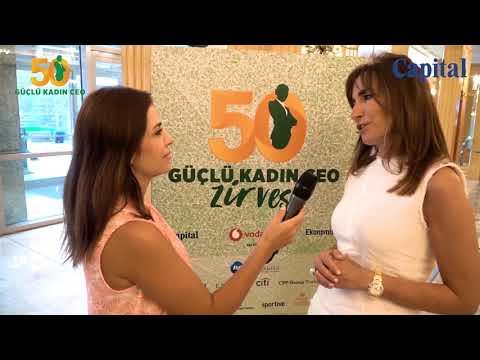 Gamze Çuhadaroğlu Için Iş Dünyasında Kadın Olmak!