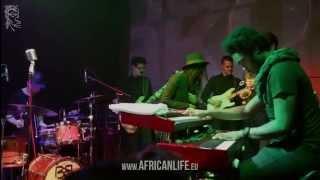 Akua Naru & The Digflow Band, 13.03.2015, Café Leopold, Video 1
