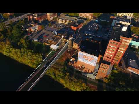 Downtown Wheeling, WV in 4K