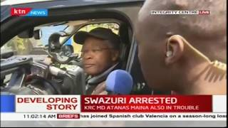 Former minister Mwakwere weighs in on the arrest of NLC chair Swazuri