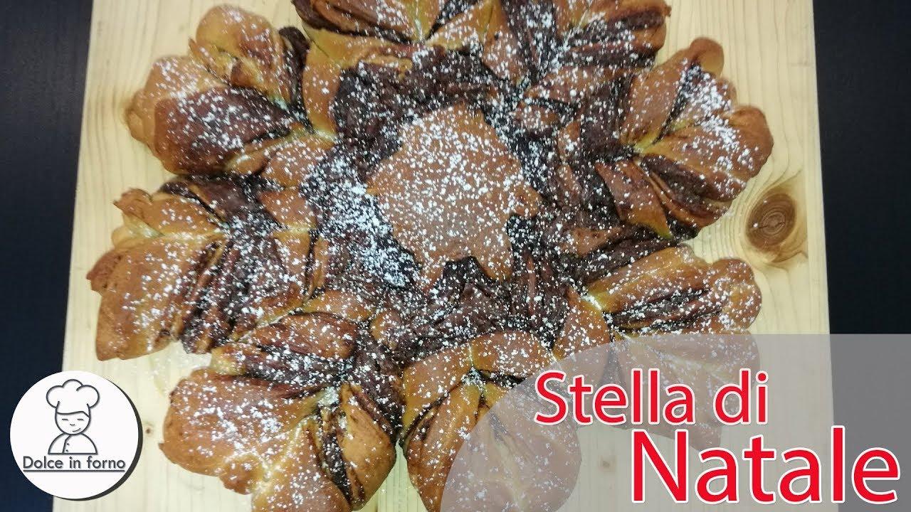 Dolce Stella Di Natale Ingredienti.Stella Di Natale La Ricetta Di Natale Con Nutella