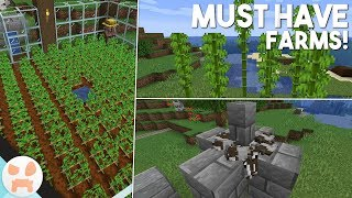 5 MUST HAVE Survival Farms!