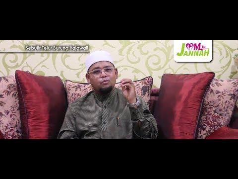 Ustaz Dr Azahar Yaakub - Hikam 28 : Sebutir Telur Burung Rajawali