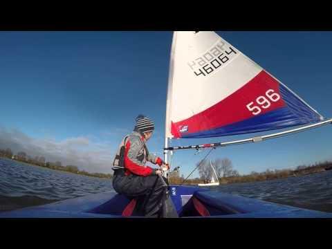 Topper Sailing @ Aldridge Sailing Club