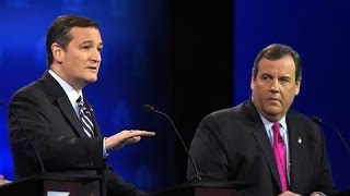 Candidates to Watch: Cruz and Christie