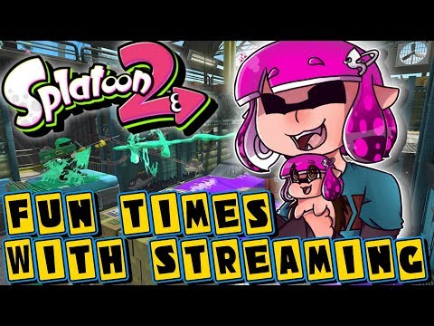Fun Times With Streaming! | Back Where It All Began! Walleye Warehouse Released! | (Splatoon 2)