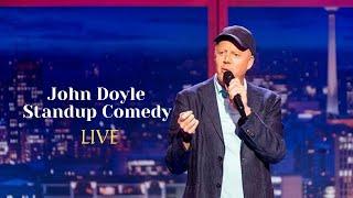 John Doyle - Stand up Comedy #deutsch lernen - Herr Schmidt ist Baggerfahrer