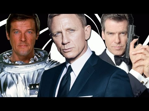 24 James Bond Movies Ranked: Part 1