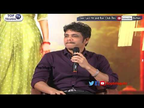 Nagarjuna Shocking Comments on Hello Movie Heroine | Akhil | Kalyani Priyadarshan | Top Telugu Tv