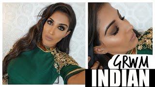 Indian/Pakistani Wedding GRWM - Get Ready with me