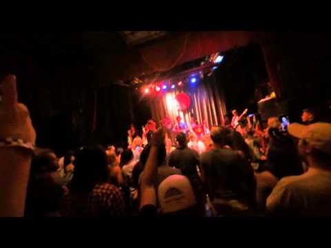 Xavier Rudd & the United Nations- OneEyed Jacks 5/15/15