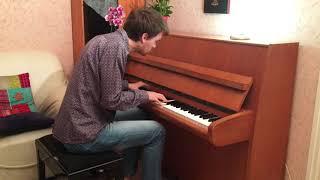 Baixar Coldplay - Everyday Life (Piano Cover)