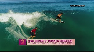 Documentary on North Shore surfers set for HIFF and HBO