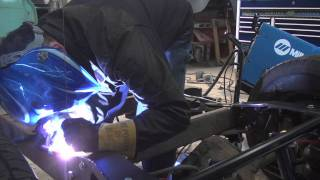 Cotati Speed Shop - Episode 12: Outfitting the Back End