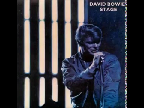 David Bowie   Warszawa Stage