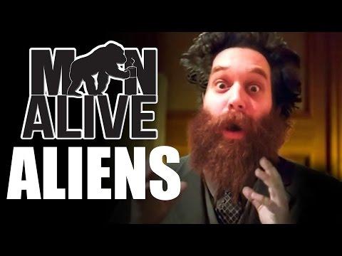 Man Alive - Aliens