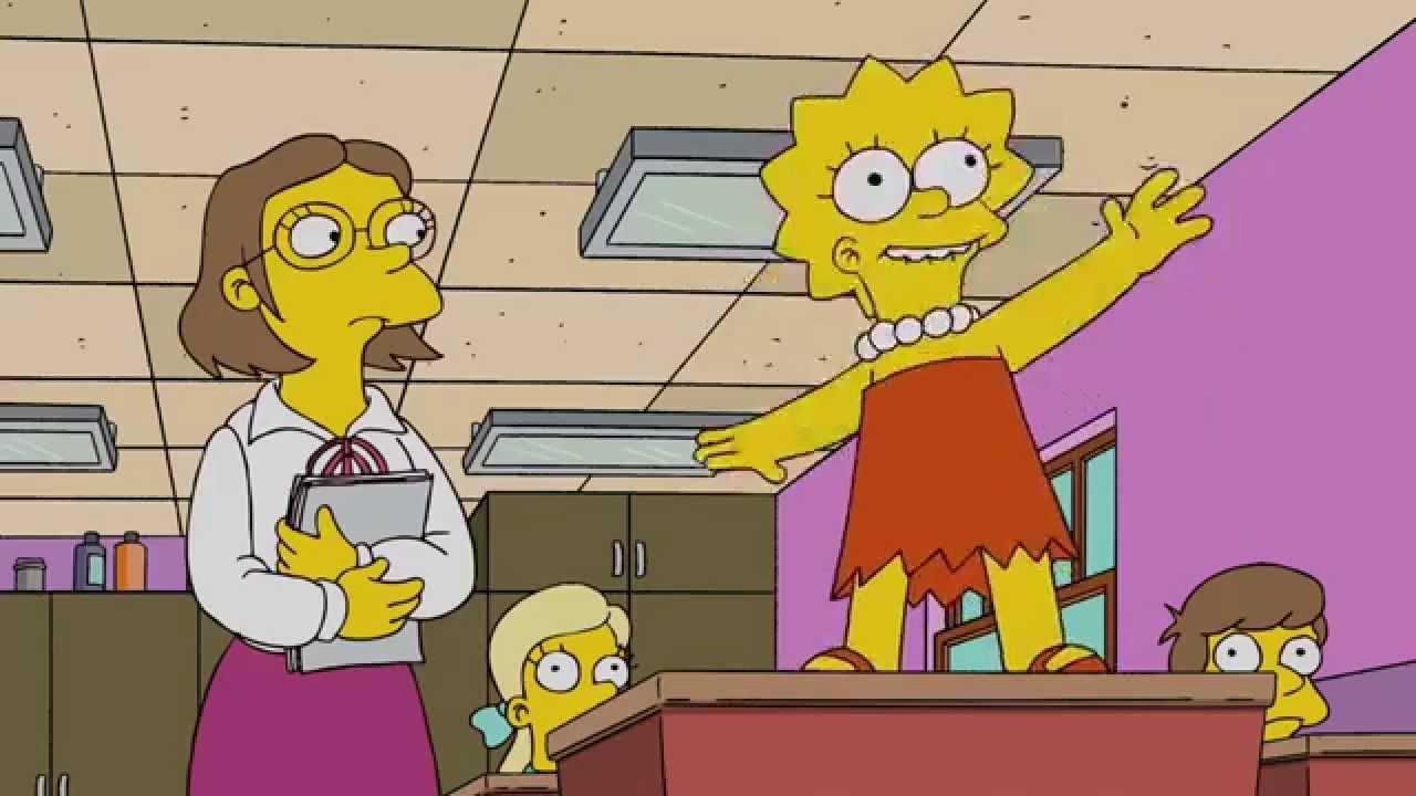 Simpsons Make Room For Lisa