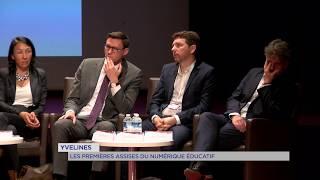 Yvelines : les premières assises du numérique éducatif
