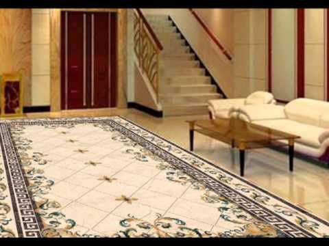 Marble Tiles Tile Flooring Home Design - YouTube
