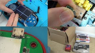 Revisit on the very 1st 'Trying to Fix' video - Games Console Bundle