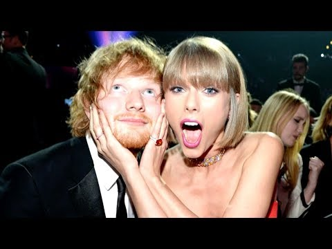 Ed Sheeran FINALLY Reacts to Taylor Swift and Scooter Braun's Drama Mp3