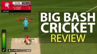 Big Bash Cricket Review | Best Cricket Game on Android and iOS?