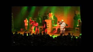 ConeCrew Diretoria - Skunk Funky (Ao Vivo) (HD)