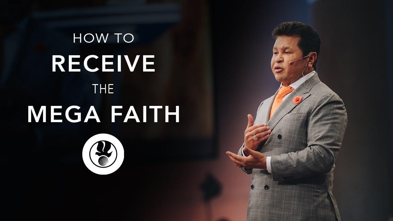 How to Receive the Mega Faith - Guillermo Maldonado ...  Guillermo