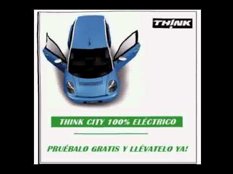 THINK CITY 100% ELÉCTRICO: ASIA MOTORS CANARIAS