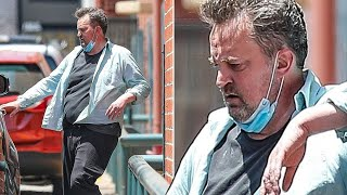 You Never See Matthew Perry Anymore [The Sad Reason Why]