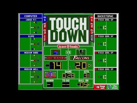 Backyard Football original 1999 Season playthrough:Week 1 Falcons vs Bombers