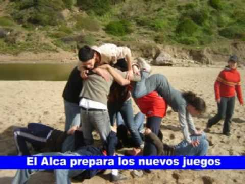 Campamento grupo alca el refugio laguna verde colegio for Grupo alca