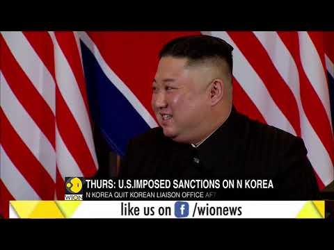 Donald Trump orders withdrawal of sanctions against North Korea