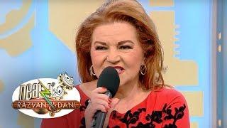Provocarea momentelor amuzante din emisunea Neatza, cu Maria Cârneci