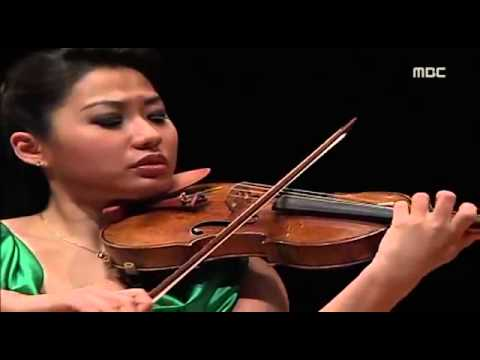 Sarah Chang - Bruch Violin Concerto No. 1 in G Minor, Op. 26