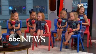 Download America's Favorite Quintuplets: 'OutDaughtered' Mp3 and Videos