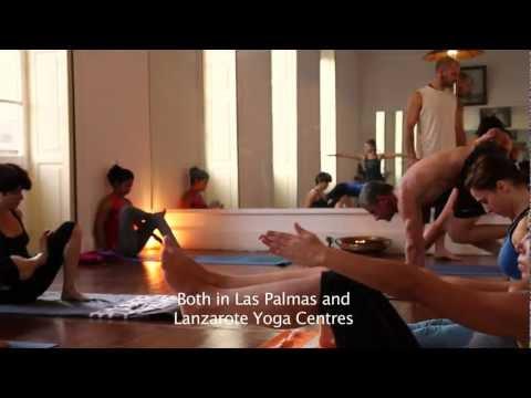 Ashtanga Yoga Canarias. Yoga para todos!!!