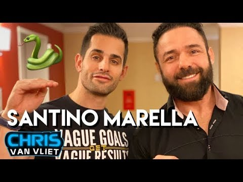 Santino Marella On His Fake Accent, Current Comedy Wrestlers, Creating The Cobra, Retiring