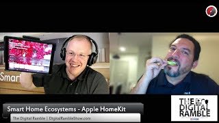 The Digital Ramble   Smart Home Ecosystems   Apple HomeKit