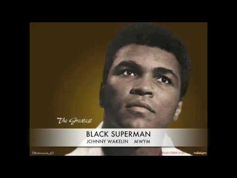 BLACK SUPERMAN