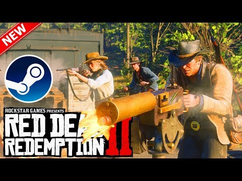 Red Dead Redemption 2: PC Version Files LEAKED! 2019 Release Date, Gameplay Trailer & More!? (RDR2) thumbnail