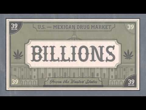 The Violence of Mexican Drug Cartels