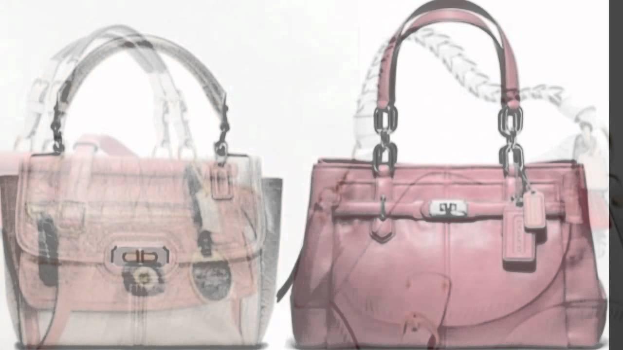 Coach Bag Collection 2012 - YouTube 355178ec04ba3