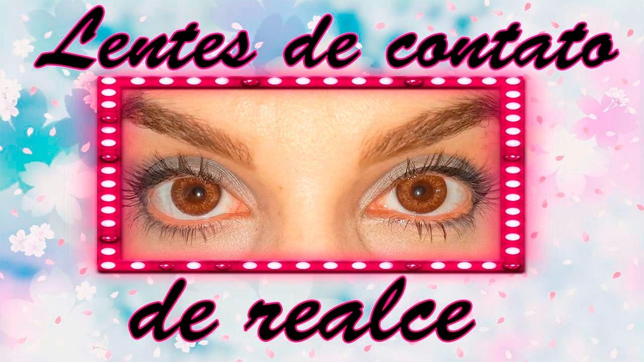 54908bcd05077 LENTES DE CONTATO CASTANHAS - YouTube