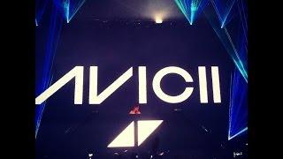 "Avicii live 'Opening act' ""True Tour"" - Stockholm, Tele2arena, Sweden"