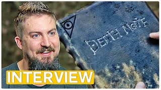 Death Note - Adam Wingard Exclusive Interview (2017)