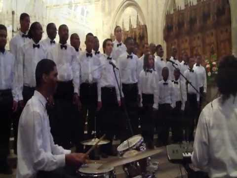 AAMI Boys Choir at East Liberty Presterian Church 1