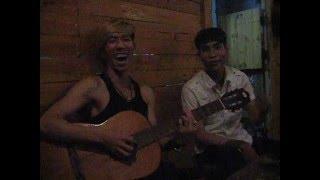 Chàng Khờ Mãi Yêu Em - Lâm Hoàng Anh [ Live Guitar Solo ]