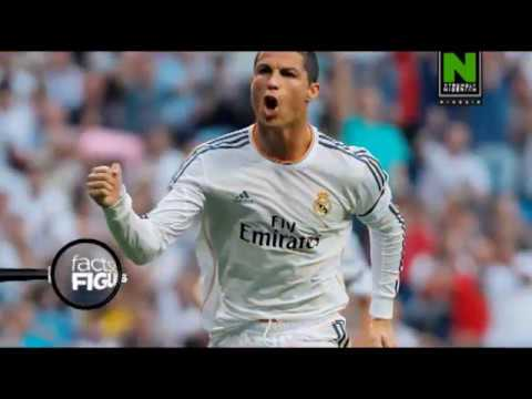 Facts You Don't Know About Portuguese footballer Cristiano Ronaldo