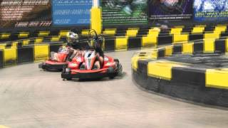 Casey Currie - Karting Driving Tips at Pole Position Raceway (Momentum Tips)